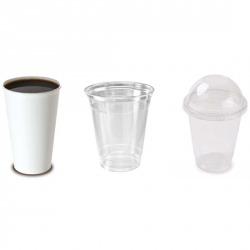 ถ้วยพลาสติก แก้วพลาสติก & ผลิตบรรจุภัณฑ์ ถ้วยกระดาษ