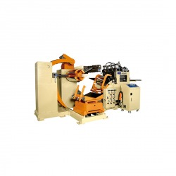 เครื่อง Feeder NC Feeder Straightener TLN4-700