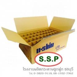 ผลิตกล่องกระดาษ ขายกล่องกระดาษ กล่องกระดาษลูกฟูก ลังกระดาษ