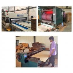 เครื่องปริ้นเตอร์ สล็อตเตอร์ หรือเครื่องพิมพ์ 3 สี / เครื่อง Long way หรือเครื่องพิมพ์สีน้ำมัน / เครื่องทับลอย,ตัดกระดาษ