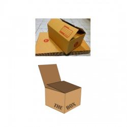 รูปแบบของกล่องกระดาษลูกฟูก