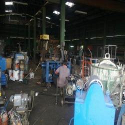 โรงงานซ่อมเครื่องมือก่อสร้าง
