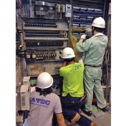 งานตู้ Control, MDB, DB