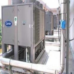ระบบเครื่องทำความเย็น ระบบปรับอากาศ แอร์ CHILLER SYSTEM