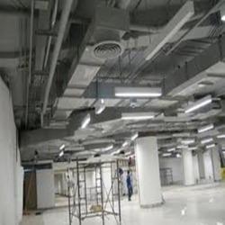 DUCTING SYSTEM ระบบท่อลมออกแบบระบบปรับอากาศ