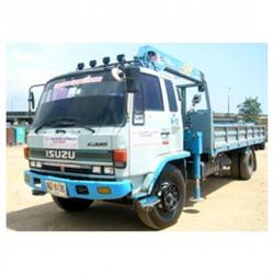 รถบรรทุกติดเครน ( Truck Loader)