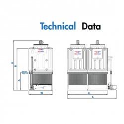 เครื่องทำความเย็น ระบบทำความเย็น ระบบระบายความร้อน