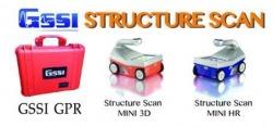 เครื่องสแกนงานโครงสร้าง GSSI Structure Scan