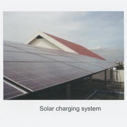 Solar charging system