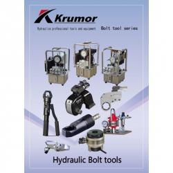 อุปกรณ์ไฮดรอลิก (KRUMOR : Hydraulic Bolt Tools)