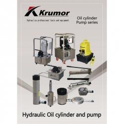 กระบอกสูบไฮดรอลิก (KRUMOR : Hydraulic Oil Cylinder and Pump)
