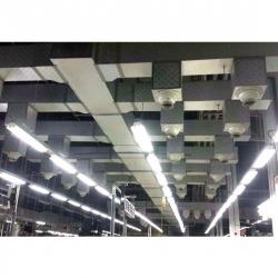 บริการจำหน่าย ติดตั้ง ระบบแอร์คูลลิ่ง โรงงานอุตสาหกรรม