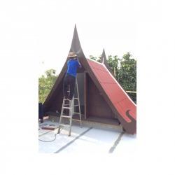 รับสร้างบ้านโดยทีมงานมืออาชีพ