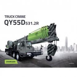 Truck Crane 55 Tons
