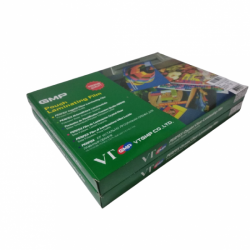 Wholesale plastic laminated GMP cards