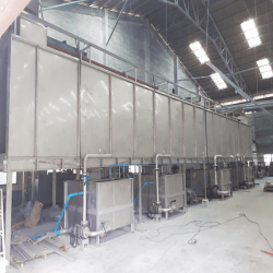 Paint spraying system factory