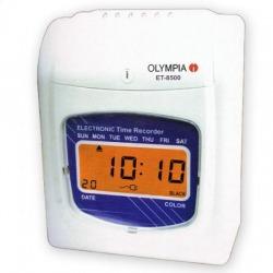จำหน่ายนาฬิกาตอกบัตรพนักงานยี่ห้อ Olympia