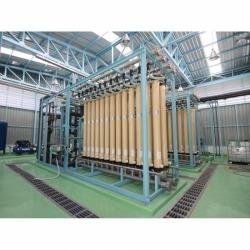 ระบบผลิตน้ำคุณภาพสูง ระบบรีไซเคิล