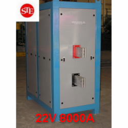 Anodized Oxide Coating Machine Model SA22V-8000A