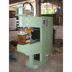 Manufacture and Install Spot Welding Machine