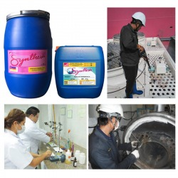 Maintenance and laboratory service for water treatment