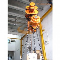 7.5 TON ELECTRIC CHAIN HOIST