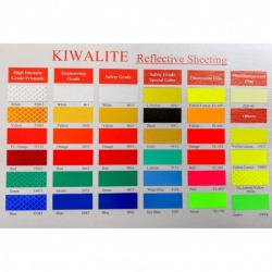 Kiwalite Reflective Sticker