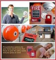 ระบบรักษาความปลอดภัย สัญญาณเตือนไฟไหม้