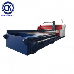 CNC V-cutting machine-C K Machin Tool Co PPT/PPTK