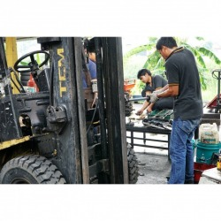 Repair hydraulic system for Forklift Chonburi