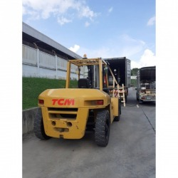Sell Used Forklifts, Chonburi