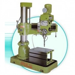 RADIAL DRILLINE MACHINE