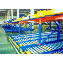 HEAVY ROLLER RACKING SYSTEM