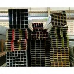 Carbon Steel Rectangular Pipes