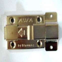 กลอนห้องน้ำ-Bathroom Lock +  กุญแจลิ้นชัก - Drawer Lock