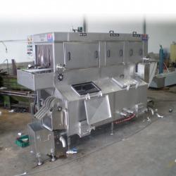 WASHING MACHINE (เครื่องล้างตะกร้า กระบะ จาน)