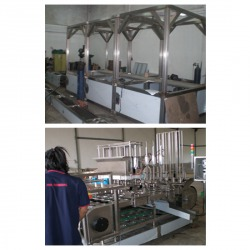 STAINLESS STRUCTURE (งานโครงสร้างสแตนเลส)-L K Food Engineering Co Ltd