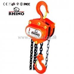 รอกโซ่มือสาว (Manual Chain Hoist)
