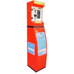 Top up machine