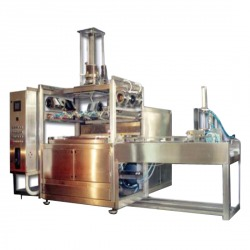 เครื่องซีลปากถุง,Automatic Vacuum Forming Machine-PWK Engineering Thermoformer Co Ltd