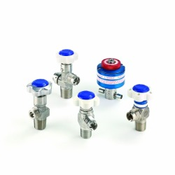 ULTRA HIGH PURITY VALVES