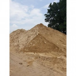 Selling sand in Pathum Thani