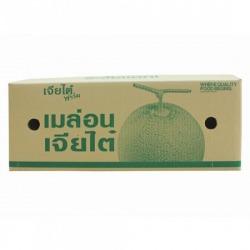 กล่องกระดาษลูกฟูก ใส่ผลไม้