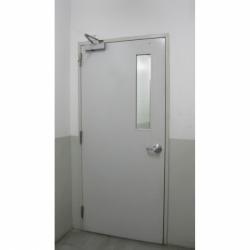ประตูหนึไฟคอนโด