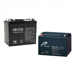 SLA Battery Lead-Acid Batteries