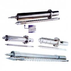 ผลิตแท่งสกรูและกระบอกของเครื่องฉีดยางและพลาสติก