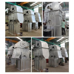 Bucket elevator stainless steel