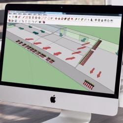 ออกแบบ 3D และนำเสนออุปกรณ์