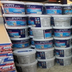 Interior paint TOA Supershield DURACLEAN wholesale price