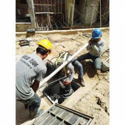 Install the Phuket Waste Water Pump-Solid Intertech Co Ltd (Phuket Branch)